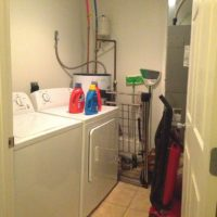 327 West State Laundry Room