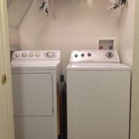 111 East First / 8 Maple Laundry Room