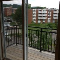 124 East Union Balcony