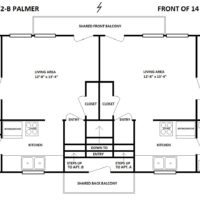 14.5 Palmer Building Layout
